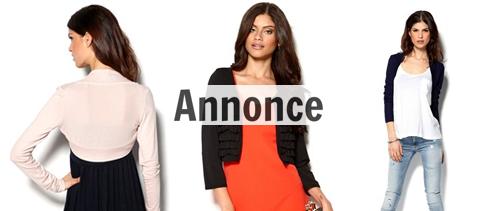 modetøj på nettet til kvinder sort fisse