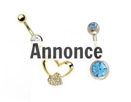 navlepiercing smykker til kvinder 2013