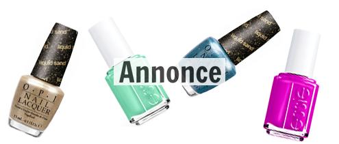 neglelak 2013 og billige neglelakker