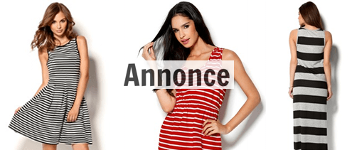 stribede kjoler 2013