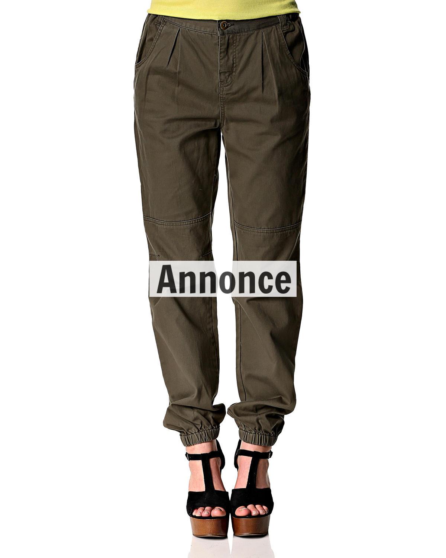 6b70d579 Baggy bukser til kvinder - Fede baggy pants og jeans fra Pulz