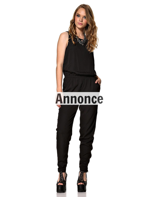 404d15c5354 VILA Buksedragt - Billige buksedragter fra VILA i sort og grå