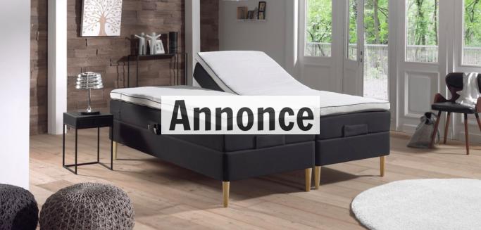 Sådan vælger du den rette seng til soveværelset