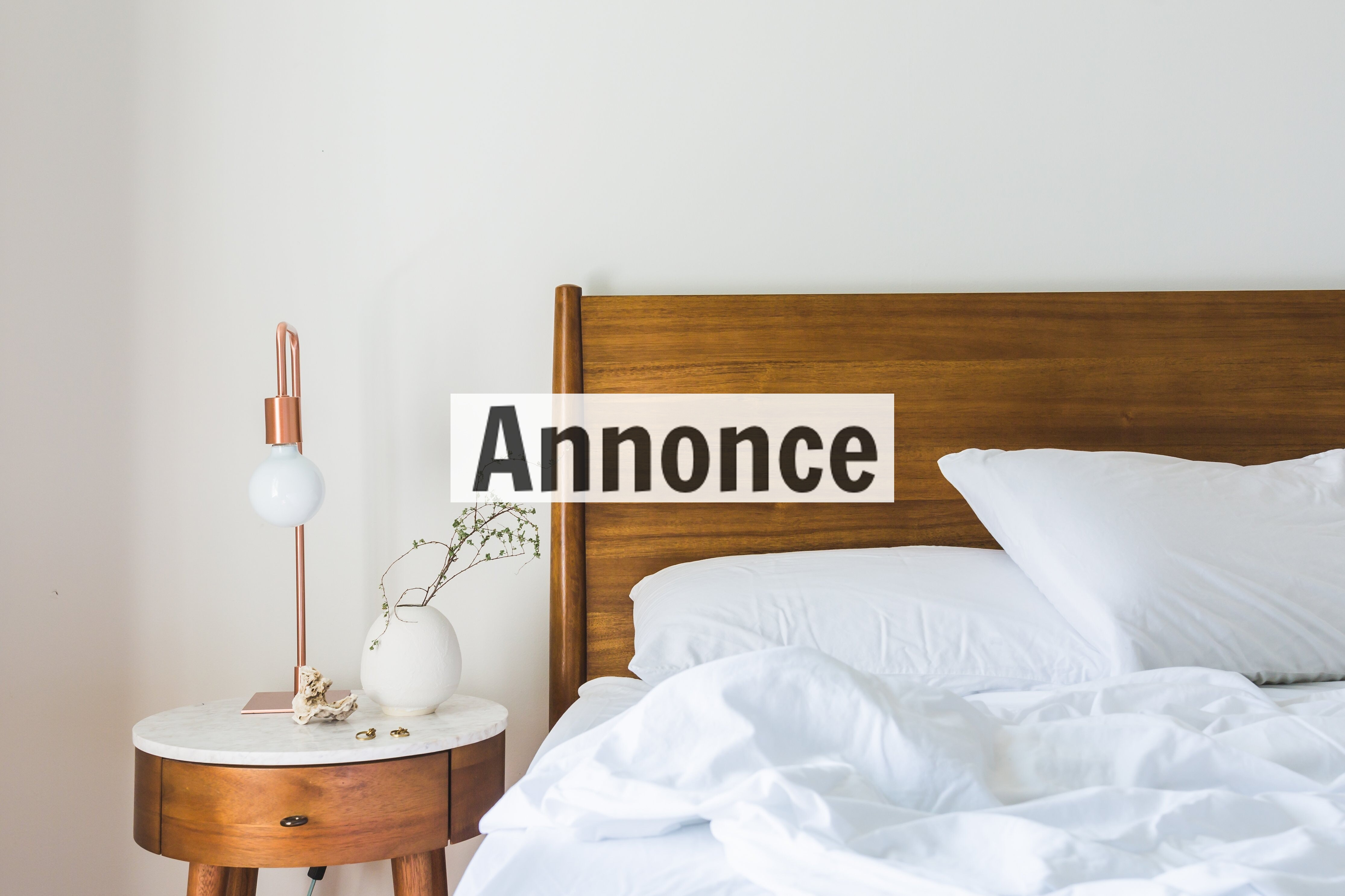 Sådan kan du få dit soveværelse til at inspirere dig til bedre stil