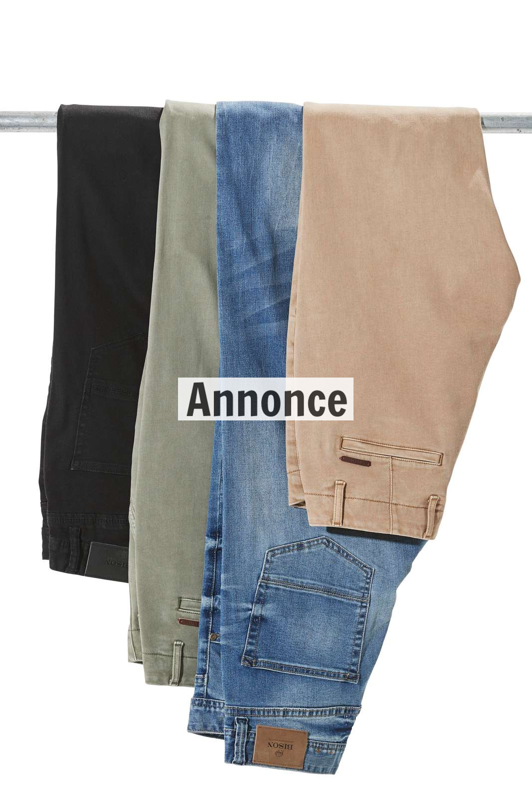 Find de rigtige loose fit jeans til mænd